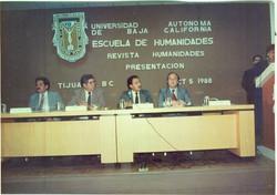 Panel Presentación de Revista