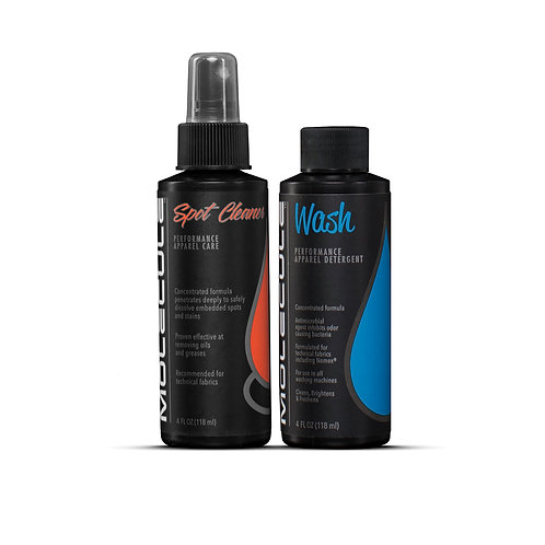 Wash Kit (4oz. Wash/4oz. Spot)