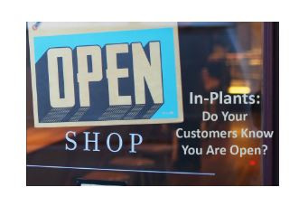 Do Your Customers Know you are Open?
