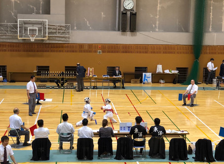 令和元年度 姫路市民体育大会 空手道選手権大会  2019/10/20