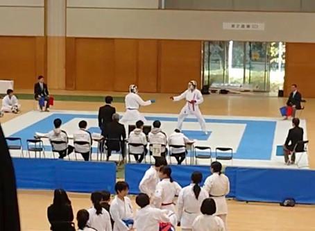令和元年 兵庫県高等学校空手道新人大会 2019/11/8-10