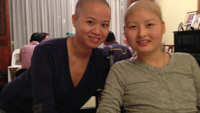 The Cancer Journey : Up Down and Around