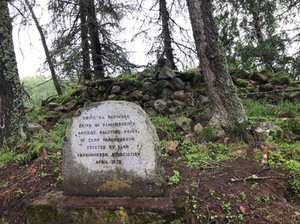 Streamed Ceremony at the Clan Cairn