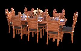 International Clan Banquet
