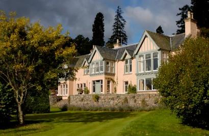 Finzean Estate