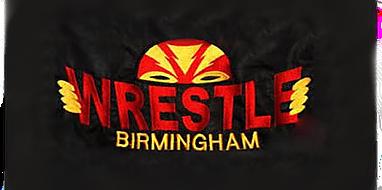 Wrestle Birmingham Jacket Logo 1 blur.pn