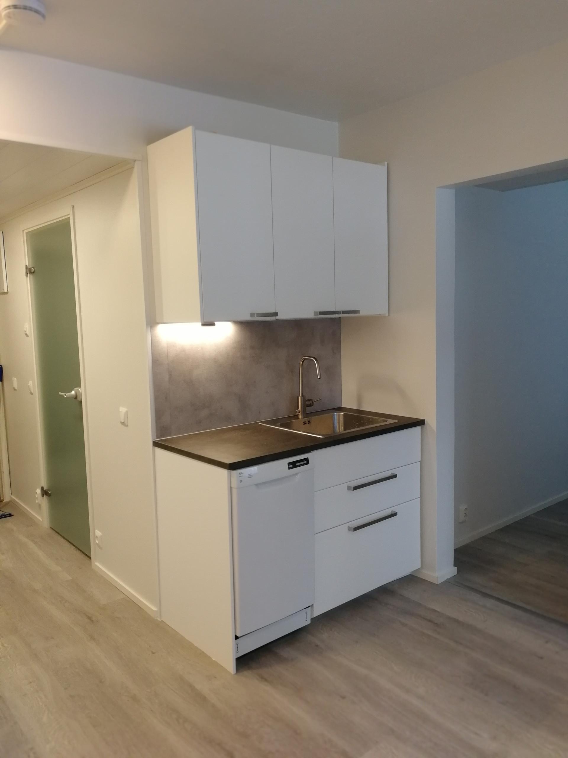Huoneisto/Keittiöremontti