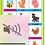 Thumbnail: Farm Animals Digital Bingo