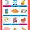 Thumbnail: Food Digital Bingo
