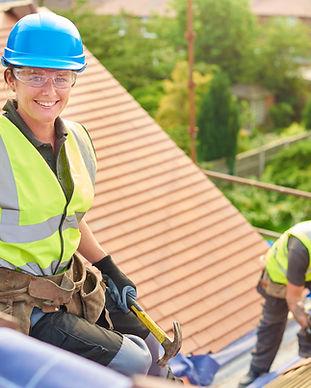 Fixação de telhados