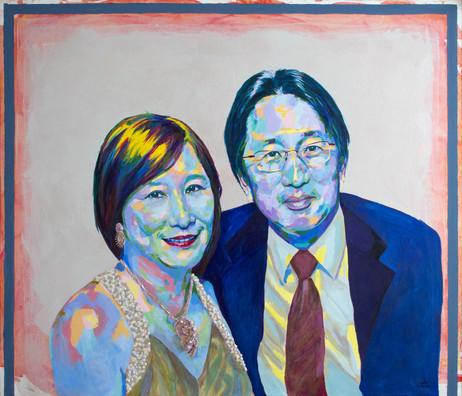 Tíos Chinos Portrait