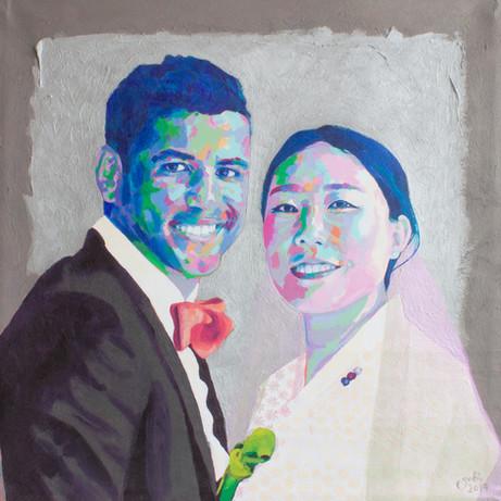 Wedding Portrait Seoul