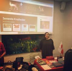 Frivillig for Grønlands Julemærkefond