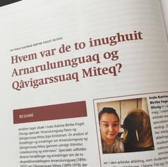 Tidsskriftet Grønland