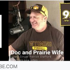 95.5 Doc & Prairie wife interview