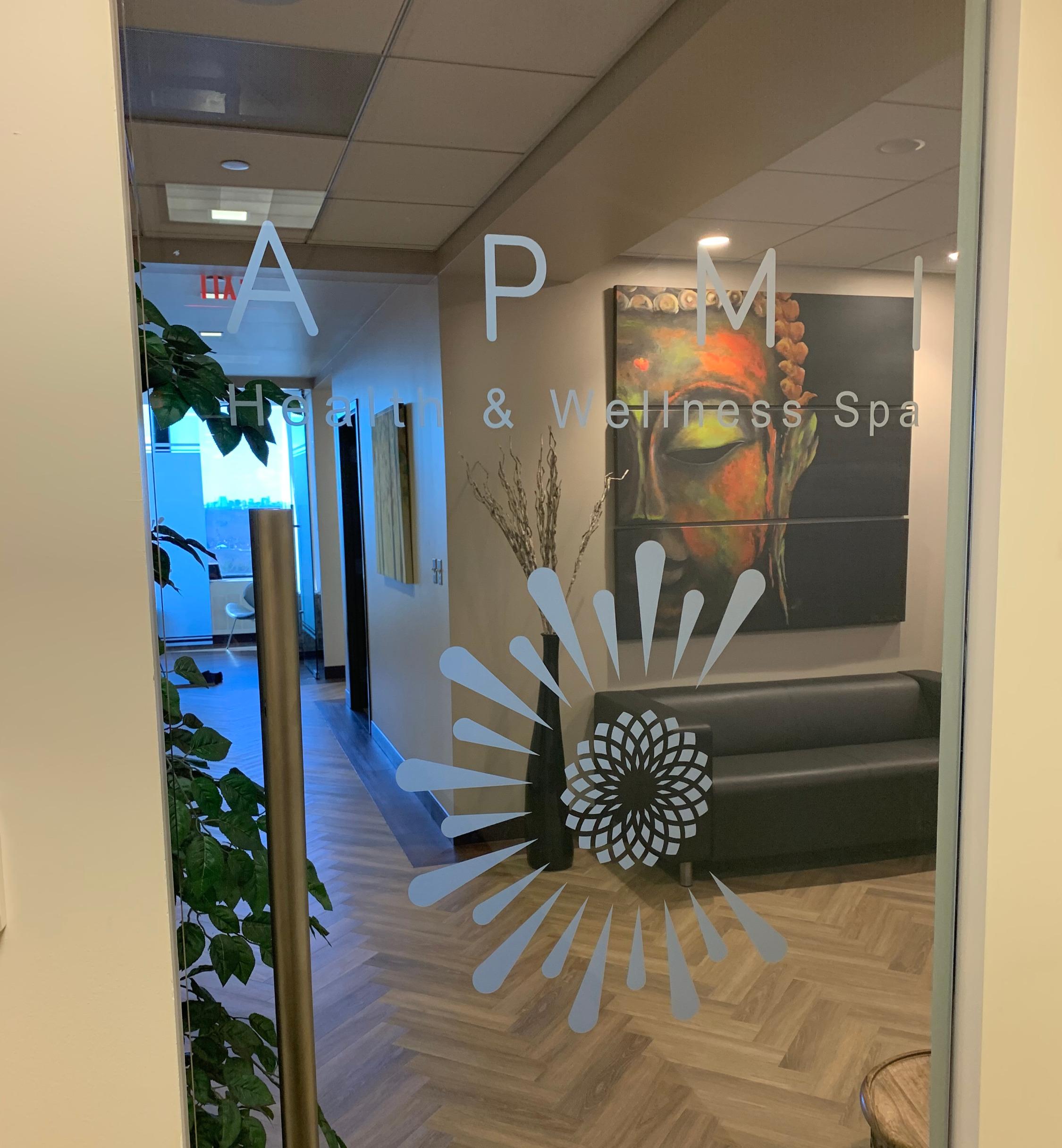 APMI Entrance