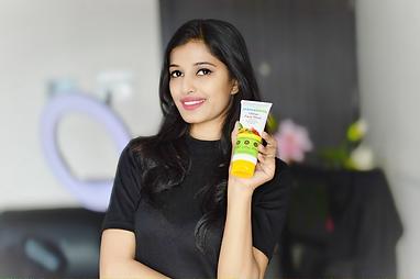 Tasmiya Shaikh - Beauty Blogger - D Midas Touch