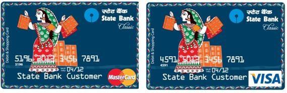 ATM cum Debit Card