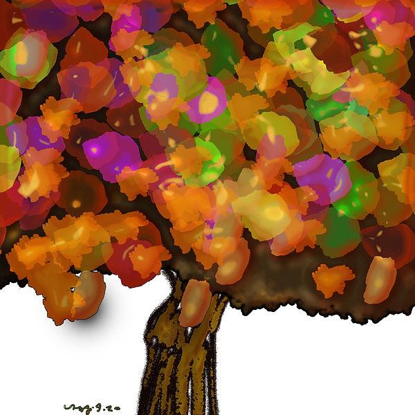 TREE OF CHANGE