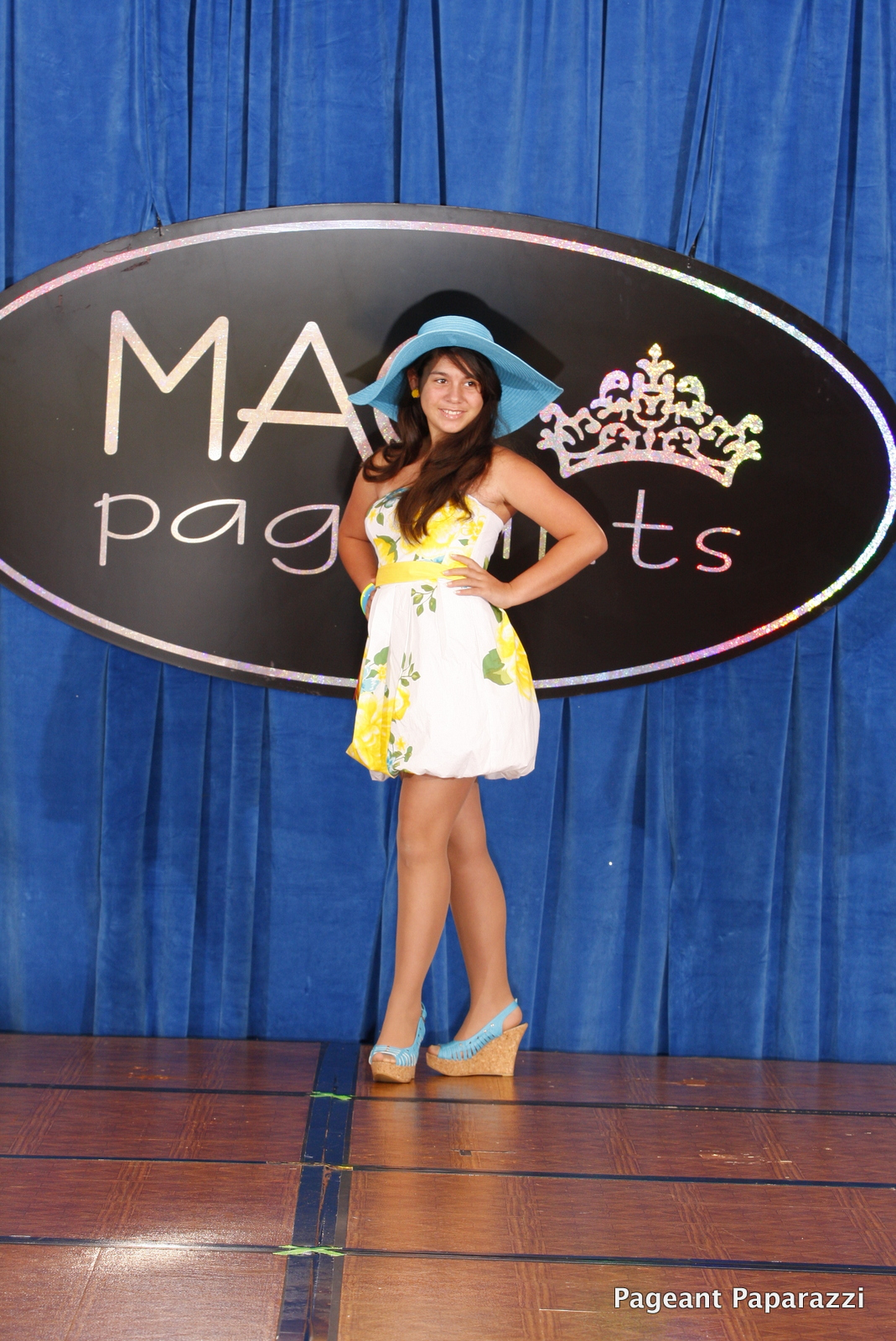 2012 MAC Pageant op 5 Model DMV