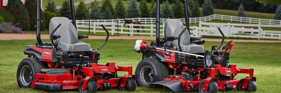 Smith's A-1 sells Toro, Bob-Cat and Country Clipper zero-turn mowers to help you show your lawn who's boss.