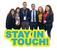 Stay in Touch with Students Hillel 818