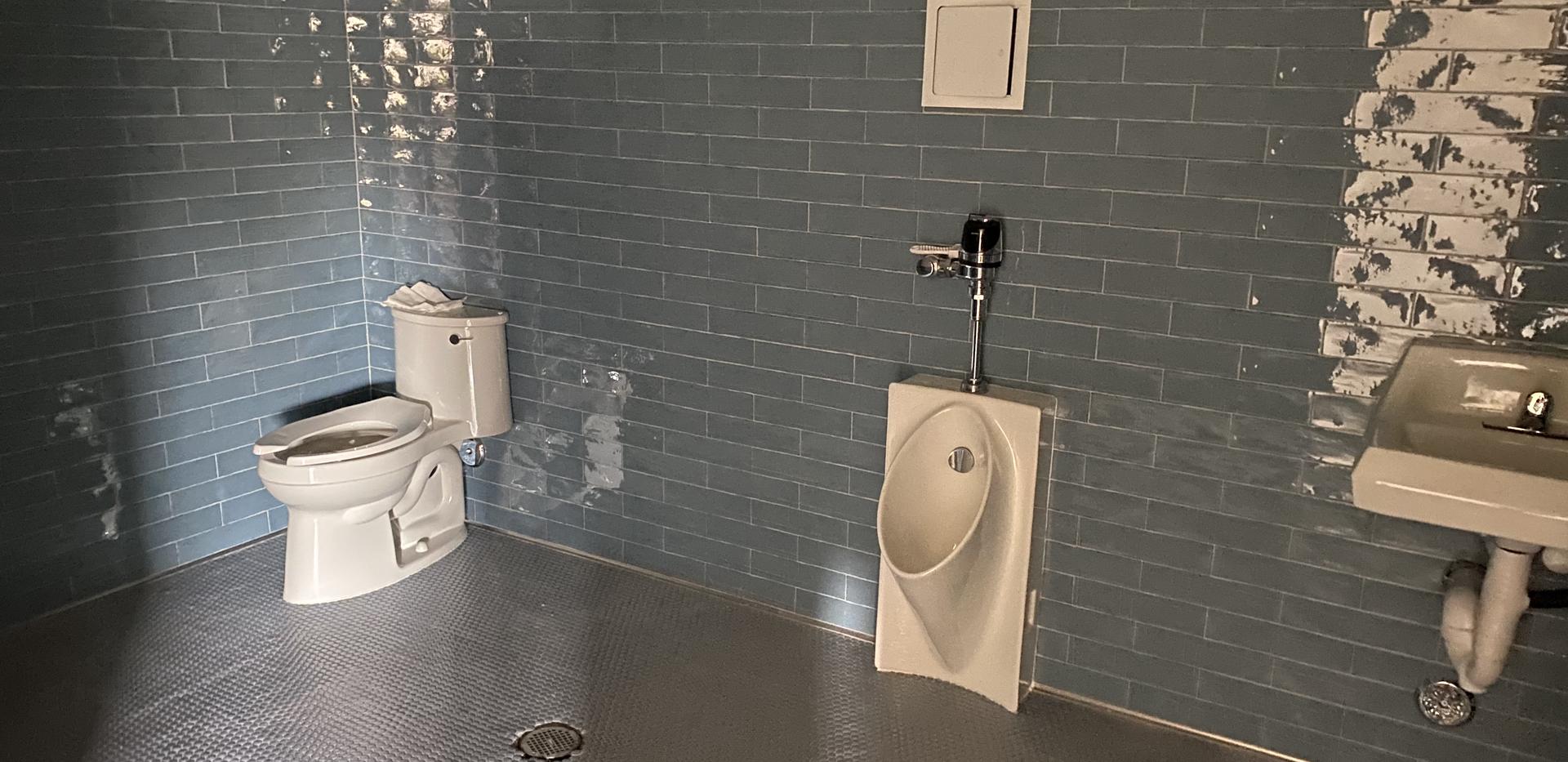 Men's Bathroom