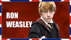 Ron Weasley accent