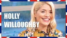Holly Willoughby accent