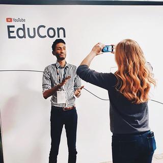 Speaking at EduCon
