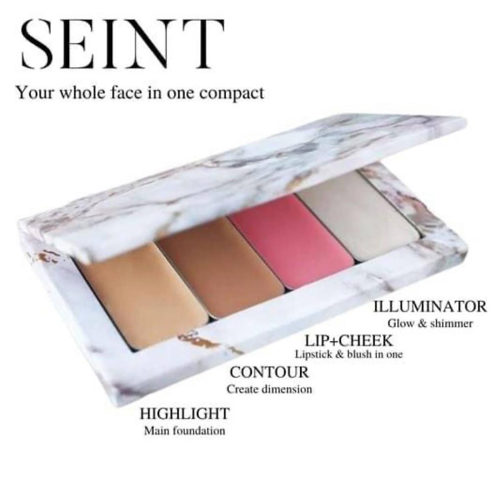 Color match for Seint makeup