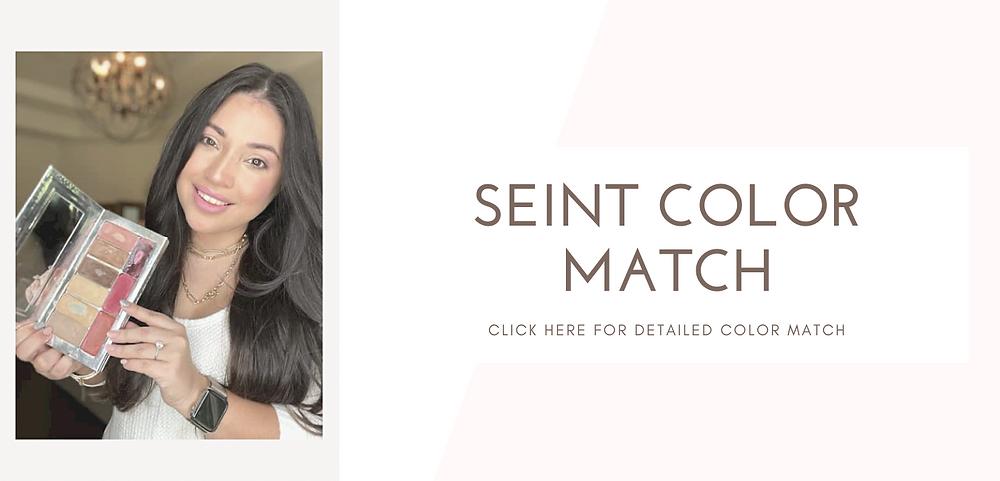 Seint beauty makeup maskcara color match