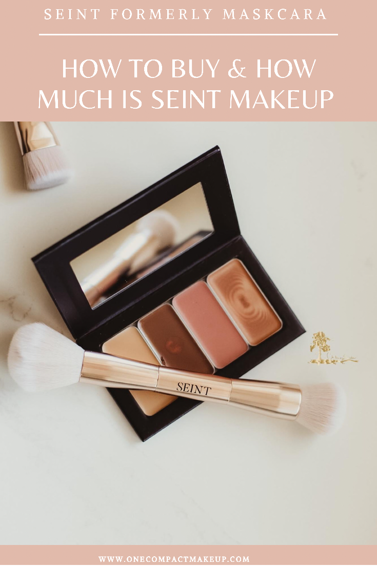 how to order ans how much is seint beauty or maskcara makeup and starter kits