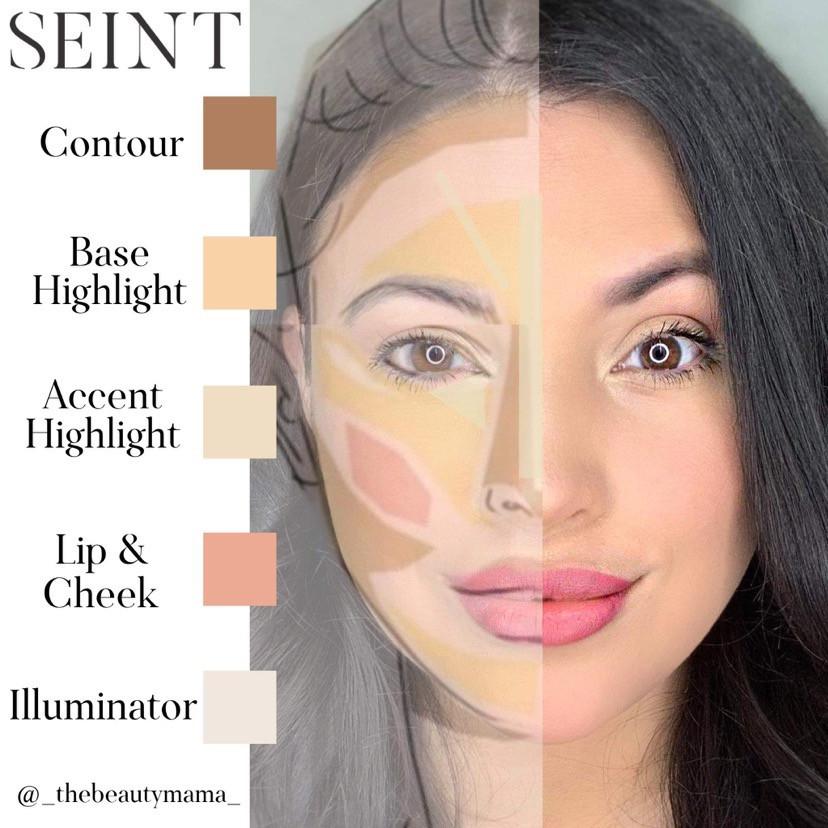 Seint Makeup Color Match