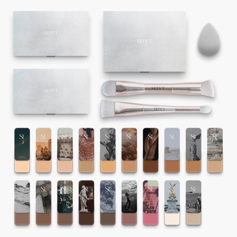 seint kits seint beauty basic kit information maskcara beauty kits