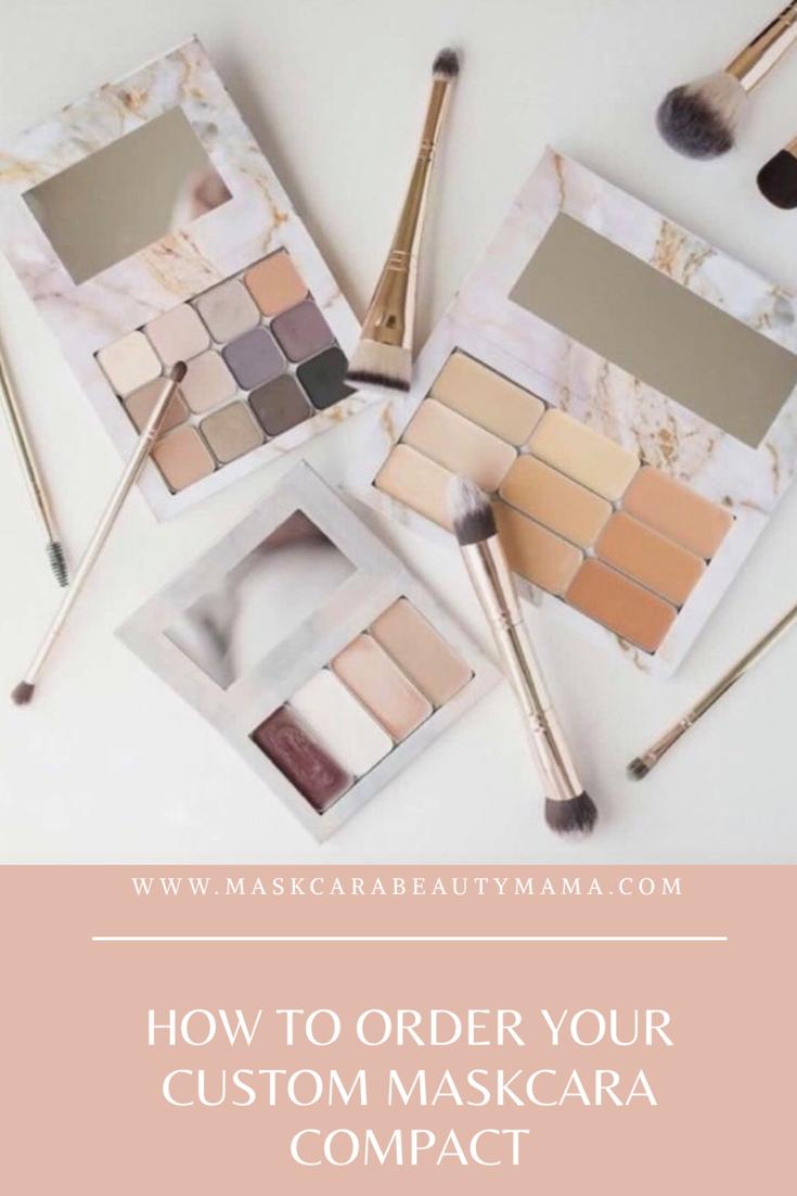 how to order maskcara makeup and starter kits