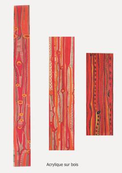 Acrylique sur bois copie