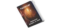 passport of mars  vv - Vishnu Priya