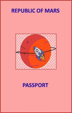 homi mars passport - Vojasvin P
