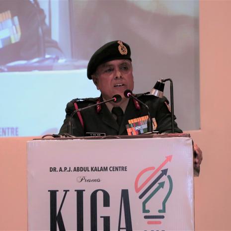 Lt. Gen. Amarjeet Singh Bedi, UYSM, YSM, VSM
