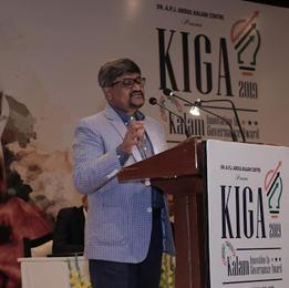 Shri K. Srinivas, IAS