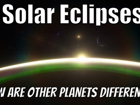 Do Other Planets Have Solar Eclipses?