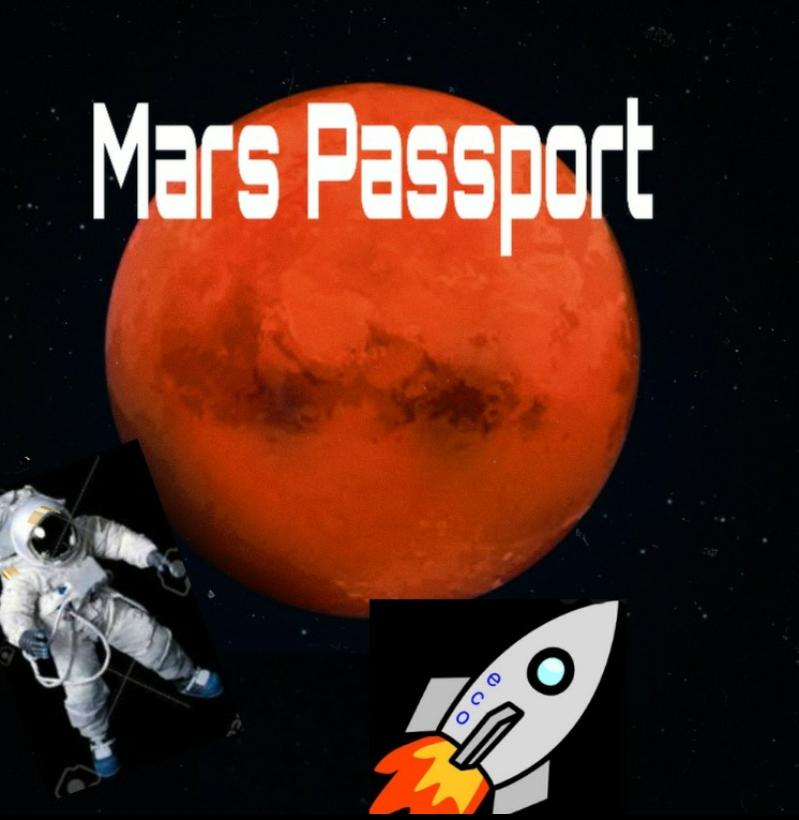 Mars Passport - VARSHA KUNDE