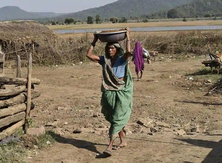 India needs a new rural-centric development model