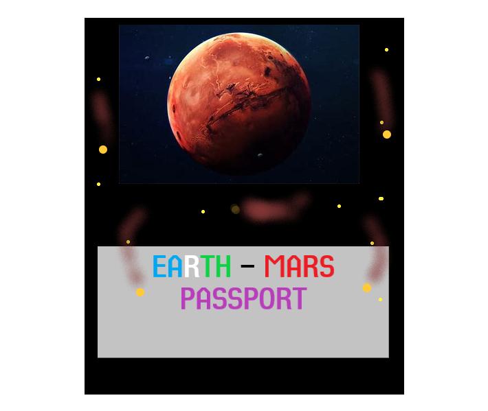 MARS passport - Shlok Rai