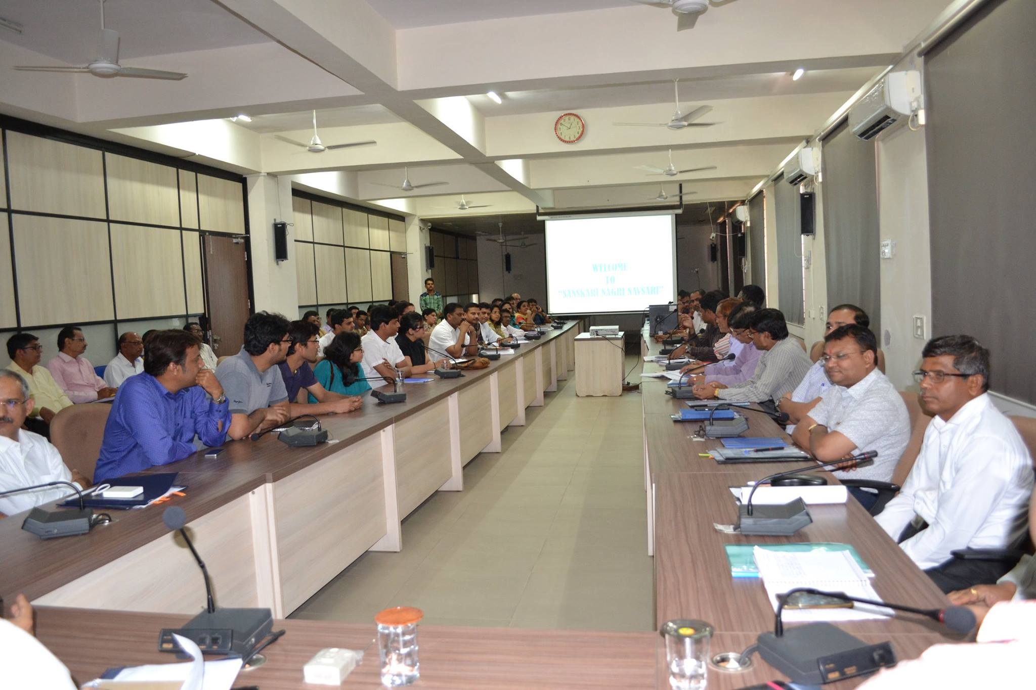 During the presentation of Advantage Bha