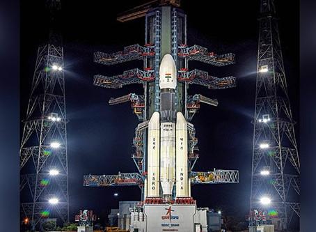 भारत के चंद्रमा पर बढ़ते कदम