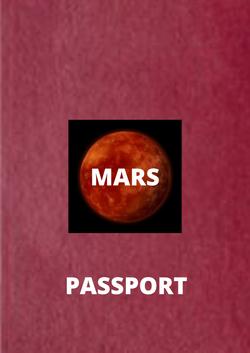 MARS PASSPORT - Vidhi Pandya