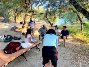 A River Adventure: Support, Adaptability, & Healing with ETC