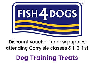 Fish 4 Dogs Training Treats